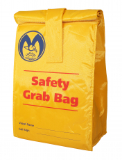 SAFETY GRAB BAG gelb