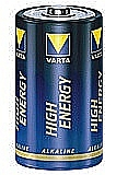 VARTA LONGLIFE Power monozelle 1.5V 2 Stück Pack