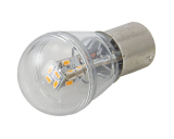LED warmweiß 10-30V 0.6W BA15d