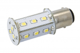 LED warmweiß 10-30V 2.5W BA15d
