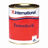 International Interdeck Cremefarben 750 ml