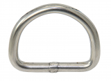 D-Ring 45 x 5.0mm Industriefinish