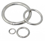 Ring 20 x 5.0mm Industriefinish